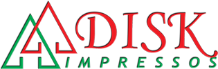 AA Disk Impressos Logo